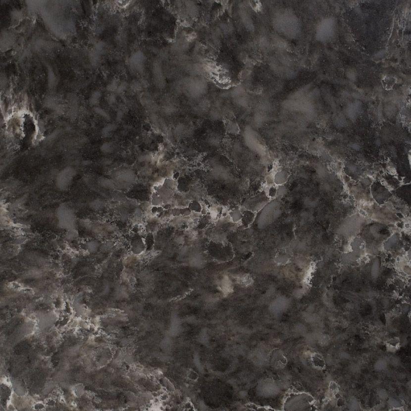 Кварцевый камень для столешниц noble imperial grey