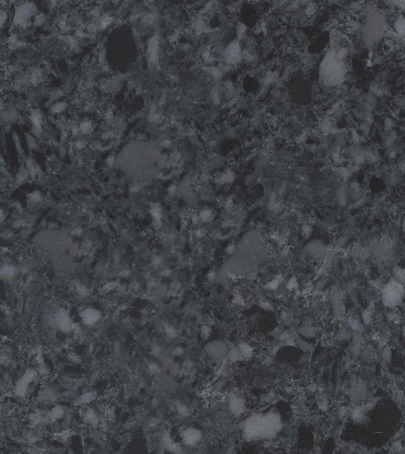 Кварцевый камень Argos Nero для столешницы