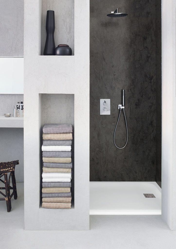 Душевой поддон для ванной комнаты из акрилового камня